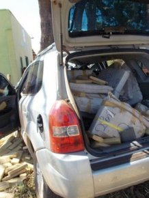 Drug Trafficker Killed by His Own Weed