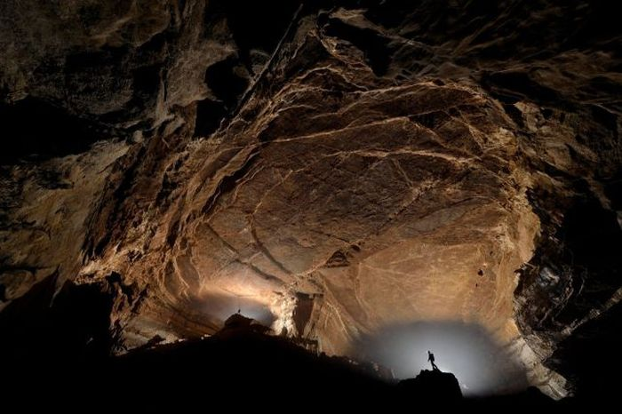 Beautiful Cave