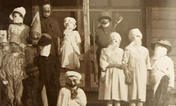 Scary Vintage Halloween Costumes | Others