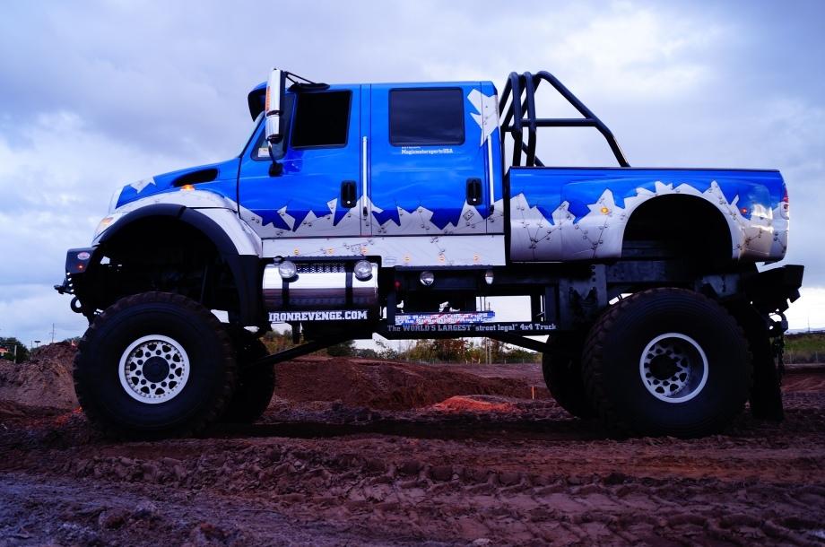 Big trucks, part 2