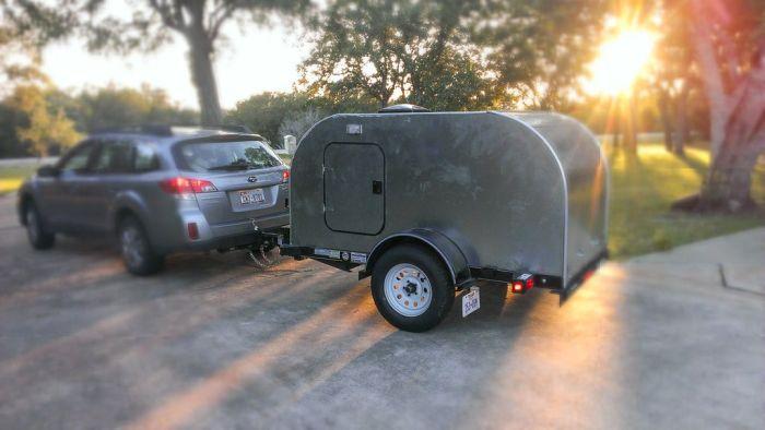 DIY Camping Trailer