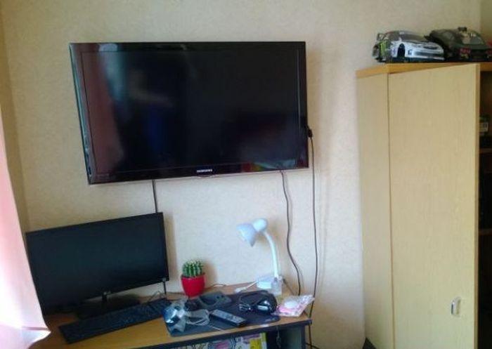 Funny Dorm Room Prank