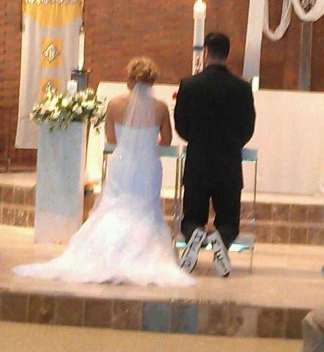 Funny Wedding Moments