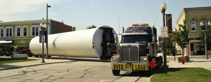 Oversize Loads