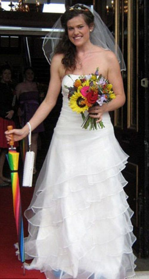Bride Waited 7 Years for the Wedding