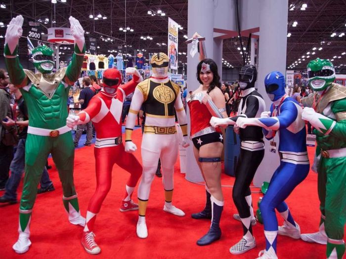 Cosplay Costumes From New York Comic Con