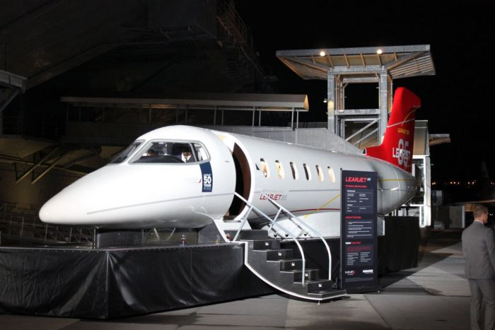 Learjet 85, part 85