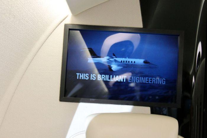 Learjet 85, part 85