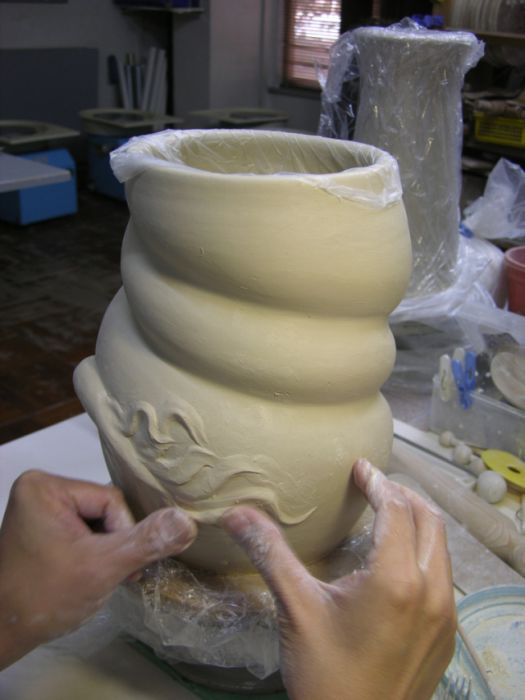 Creative Pot