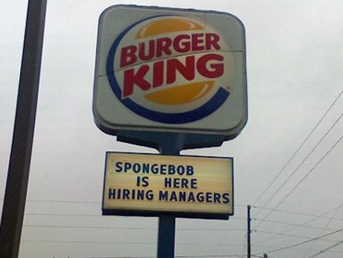 Funny Now Hiring Ads