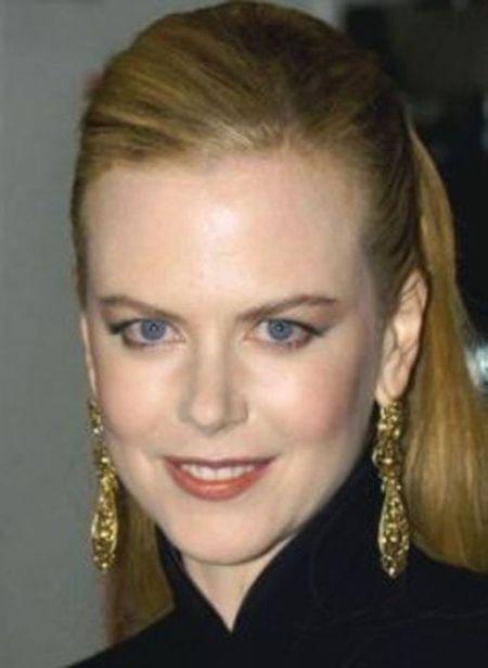 Nicole Kidman Aging Timeline