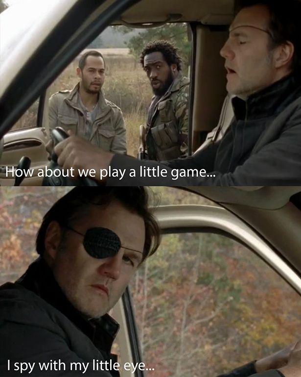Walking Dead Memes