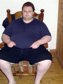 Suicidal Obese Man Becomes Mr Muscles in 18 Months
