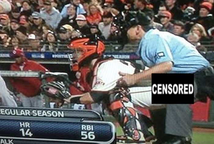 Unnecessary Sports Censorship