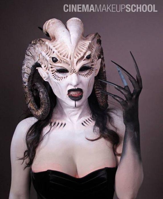 Scary Makeup, part 2