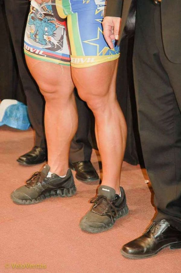 Robert Forstemann's Legs