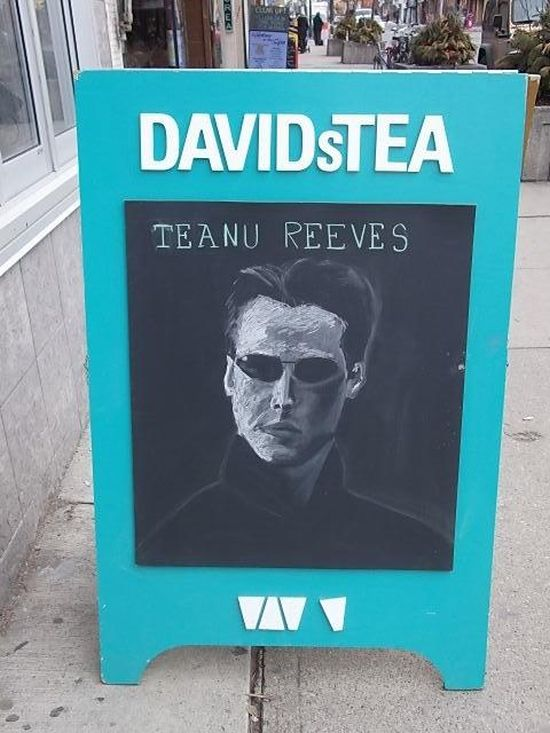 Tea Puns by David's Tea