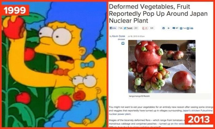 """Future Predications That """"The Simpsons"""" Got Right"""
