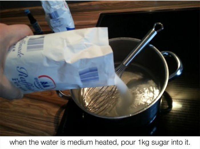 DIY Heisenberg's Crystal Meth