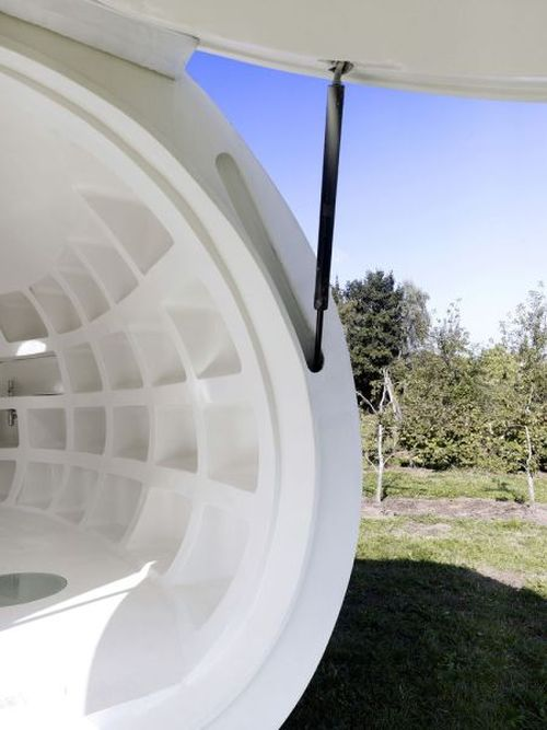 Spherical Mobile Home