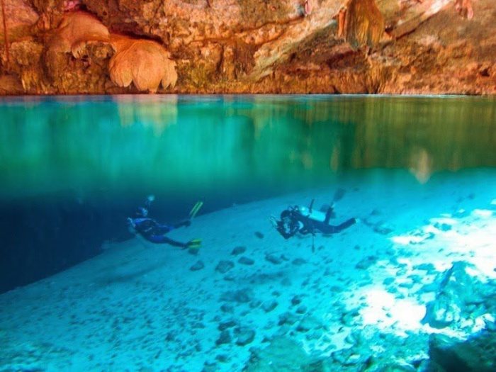 Cenotes of the Yucatan Peninsula, Mexico
