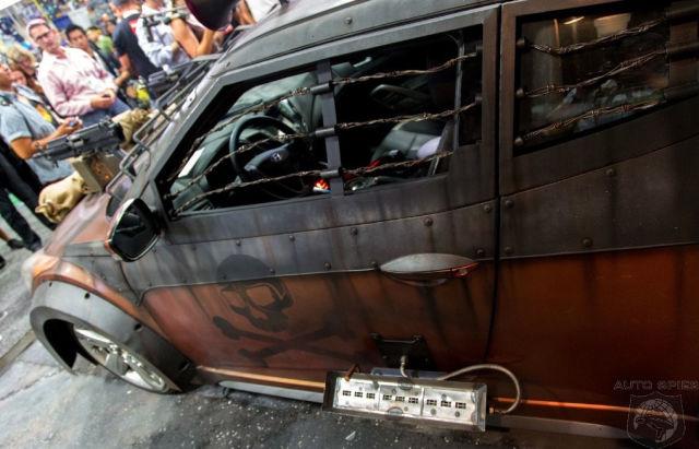Anti-Zombie Car
