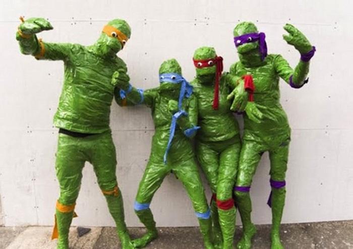 Very Bad Halloween Costumes