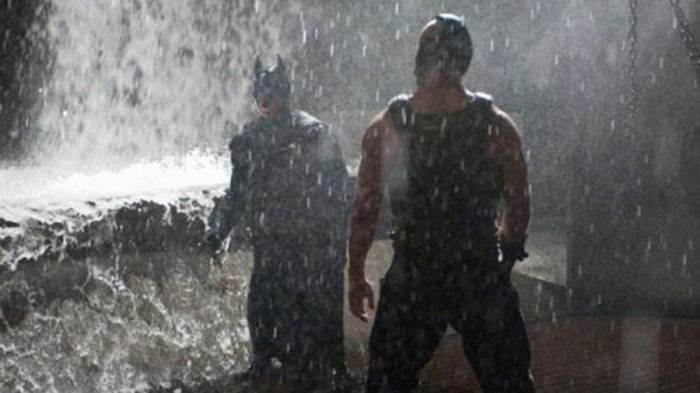 Behind The Scenes of the Epic Batman and Bane Fight