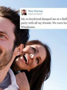 Really Bad Break Up Stories