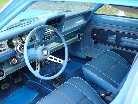 Top car interiors