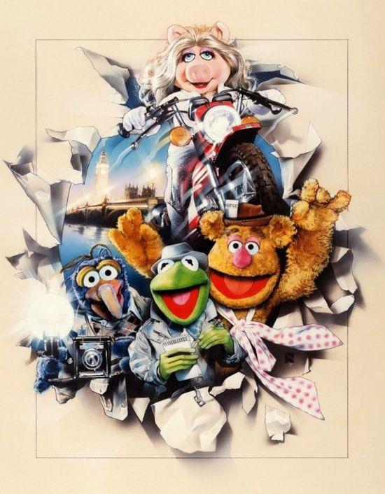 Movie Posters by Drew Struzan