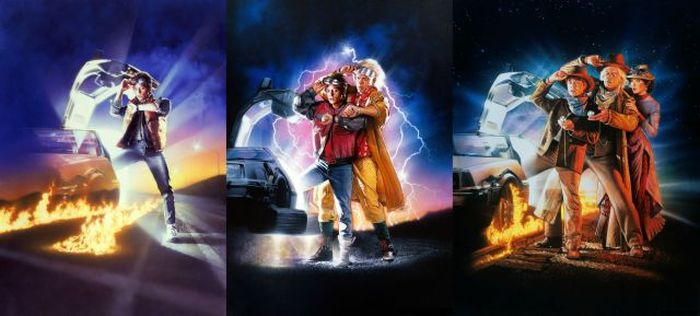 Movie Posters by Drew Struzan