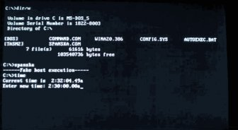 Old School MS-DOS Viruses in Action