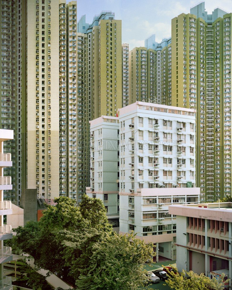 Hong Kong - Pearl of the East West