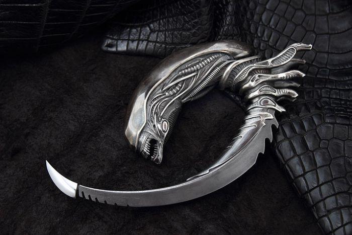 Alien Knife