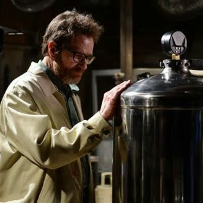 Breaking Bad According To Charles Dickens