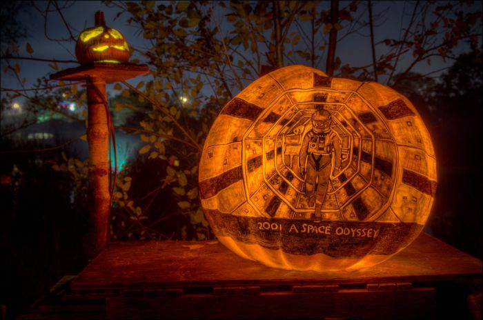 Amazing Pumpkin Carvings