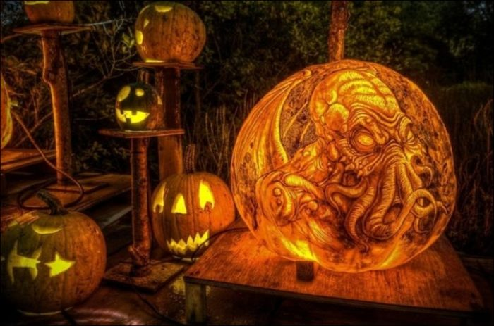 Amazing Pumpkin Carvings Others