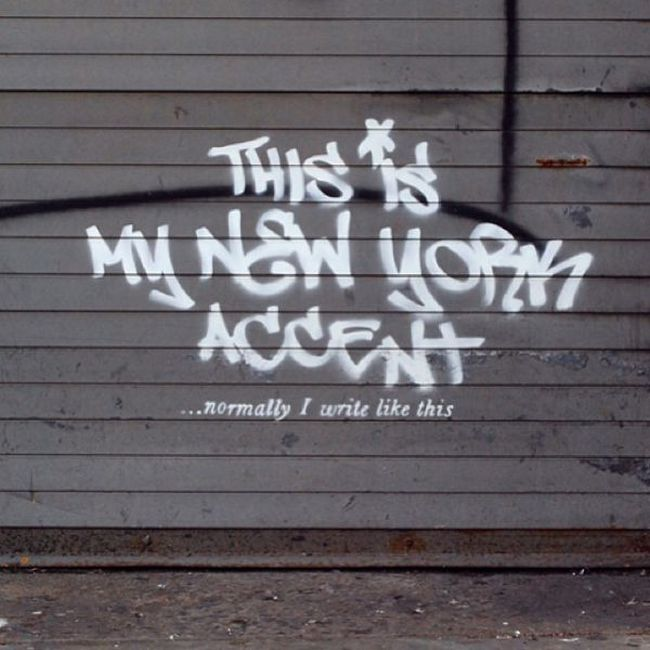Banksy Visits New York