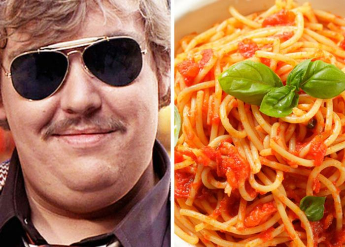 Last Meals Of Famous People