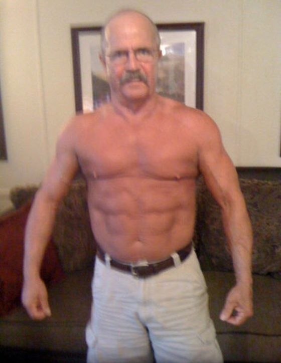 Super Grandpa