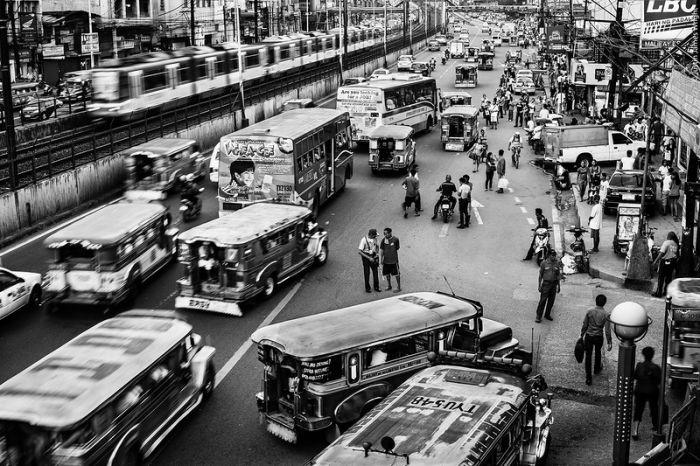 Philippine Street Life