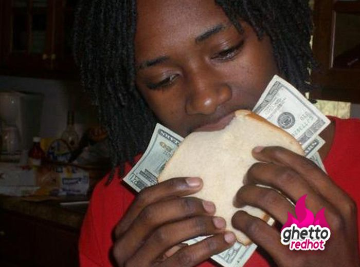 Only in Ghetto