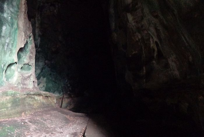 What is Hidden Inside This Cave