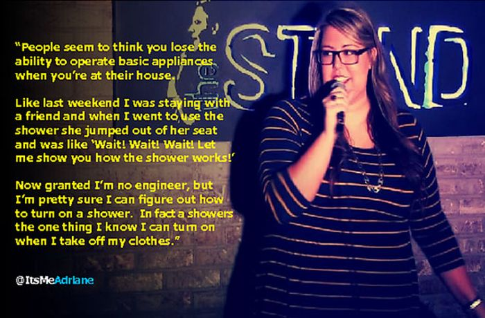 Great Moments In Standup Comedy, part 2