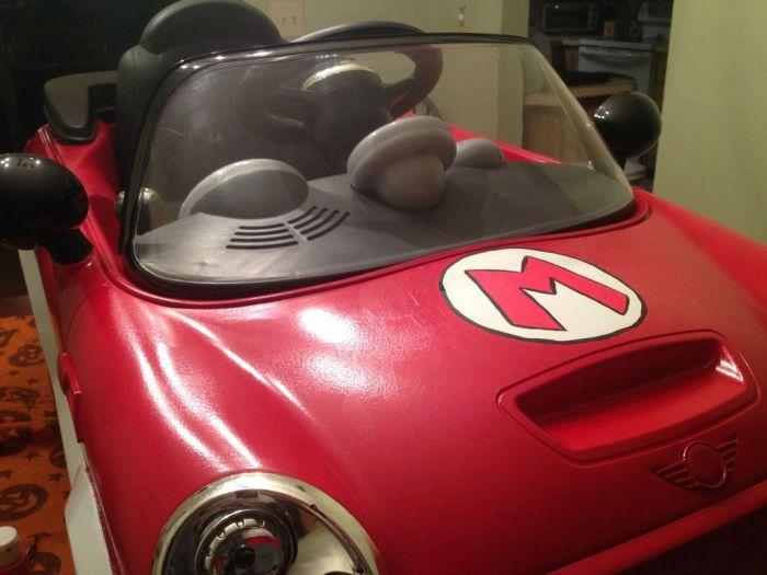 Custom Mario Kart
