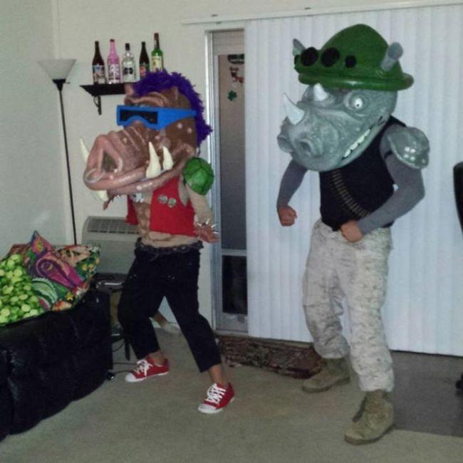 DIY Halloween Costumes, part 2