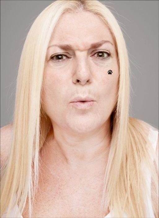 Celebrities Without Makeup, part 3
