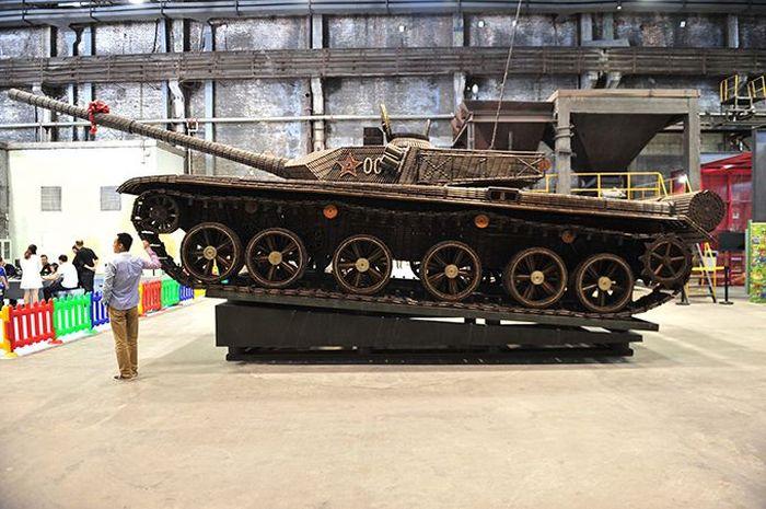 Type-99 Tank