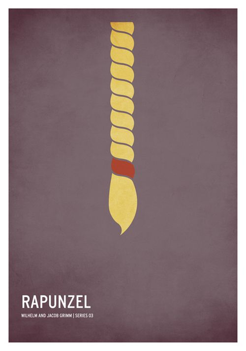Minimalistic Posters Of Your Childhood Stories
